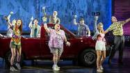 "BROADWAY REVIEW: ""Hands on a Hardbody"" ... Despite the salacious title, the hardbody at the core of the newest Broadway musical has no pulse. It's a big, shiny, red Nissan truck."