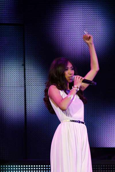 "Jessica Sanchez, Season 11 runner-up on ""American Idol,"" is preparing to release her debut album, ""Me, You & the Music."""