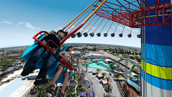 WindSeeker thrill ride is coming to Knott's Berry Farm in 2011, but later than first expected.