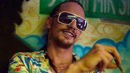 James Franco finally gets his spring break
