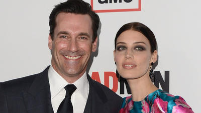 About that Jon Hamm rumor (P.S. 'Mad Men' just premiered in L.A.)