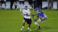 Lacrosse Q&A: North Carolina attackman Marcus Holman