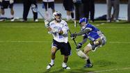 Lacrosse Q&A: North Carolina attackman Marcus Holman