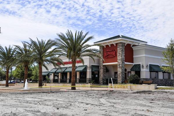 The 73-acre Ravaudage site at Lee Road and U.S. 17-92 in Winter Park currently has just one tenant, an Ale House restaurant.