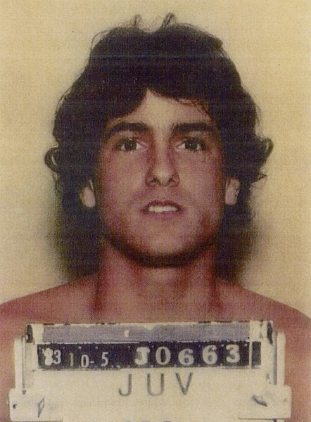 Anthony Caravella in 1983
