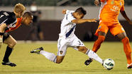 The Galaxy moved its April 6 home game against the Montreal Impact to Oct. 16 at 7:30 p.m.