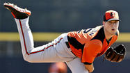 SARASOTA, Fla. — Earlier this spring, an Orioles official was talking causally about the competition for the fifth starter's spot. He mentioned Jake Arrieta, Zach Britton, Brian Matusz, Jair Jurrjens.