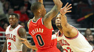 This time, the Bulls were hurting for reasons other than injury.