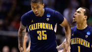 SAN JOSE, Calif. -- Allen Crabbe clapped his hands toward the roaring crowd. Richard Solomon shook his hips and danced. Senior reserve Robert Thurman pumped his fist lightly, just thankful for a chance to play again.