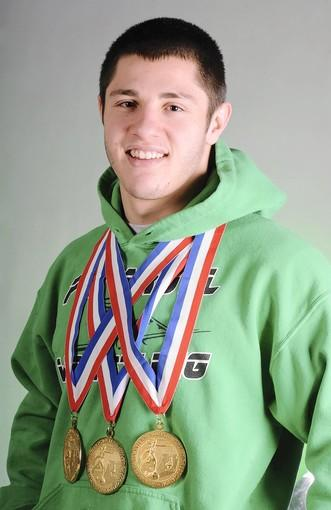 Pen Argyl's Mikey Racciato is The Morning Call's 2A wrestler of the year.