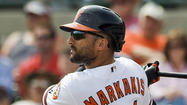 Orioles outfielder Nick Markakis cleared for baseball activities