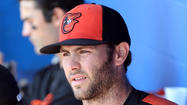 SARASOTA, Fla. -- Orioles right-hander Jake Arrieta and Pirates left-hander Jonathan Sanchez dueled into the late innings on Thursday night with neither starter allowing a run.