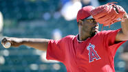 SURPRISE, Ariz.—Jerome Williams' role on the Angels would not seem that critical. The right-hander is a long reliever and spot starter, a guy who often enters games after the starter has given up a bunch of early runs to put the Angels in a deep hole.