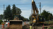 With a log of 45 anticipated road projects, and possibly more to come, it will be easy to know when construction season begins and ends in Emmet and Charlevoix counties in 2013.