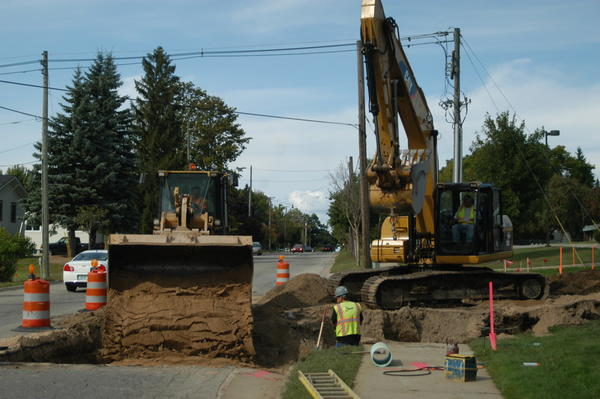 A number of road projects are planned for this spring and summer in Charlevoix and Emmet counties.