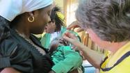 Arlington Heights Rotarian traveled to Nigeria to end Polio