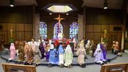 Our Lady of Peace Observes Lenten Season