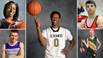 The Baltimore Sun's 2012-2013 Winter All-Metro