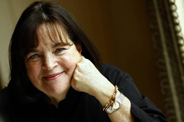 Cookbook author Ina Garten, The Barefoot Contessa, will be interviewed by Prudence Sloan at The Bushnell on March 28.