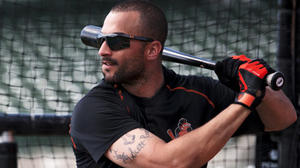 Nick Markakis starting return, confident he will get necessary at-bats
