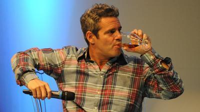 Video: Bravo TV's Andy Cohen at FAU