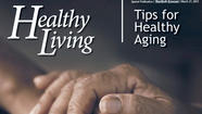 Healthy Living<br>March 21, 2013<br><br>Click to view section