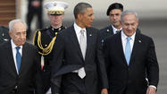 President Obama's State Visit To Israel And The West Bank Day Three