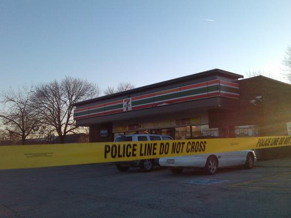 The 7-Eleven at 16658 S. Oak Park Avenue in Tinley Park.