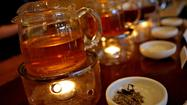 You can never be too rich or too thin, perhaps, but you certainly can drink too much tea.