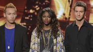 "With the high-rated CBS lineup preempted for NCAA basketball, ""American Idol"" and ABC were commanding the top slots Thursday."