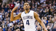 Liberty High graduate Darrun Hilliard will play in prime-time tonight, as Villanova takes on North Carolina in the first round of the NCAA Tournament. The sophomore guard, playing in his first NCAA tournament, averages 11.5 points per game. The game is scheduled to tip off at 7:40 p.m. on TNT... Temple Temple kicks off the action at 1:40 p.m. against North Carolina State. The Owls,  making their sixth consecutive tournament appearance, are led by Atlantic 10 player of the year Khalif Wyatt. … Easton High graduate Jordan Oliver continues his run to a gold medal at the NCAA Division I wrestling championships in Des Moines, Iowa. The Oklahoma State senior (37-0) easily won his first two bouts to advance to the semifinals at 149 pounds. ESPNU will televise the semifinals at 7 p.m. tonight, with ESPN broadcasting the finals at 8 p.m. Saturday.