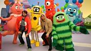 "Hey, you're a cool parent.  Not an eye-rolling source of embarrassment for your kids.  Oh, you are? Well, ""Yo Gabba Gabba"" creator Christian Jacobs knows what you mean. And he's about the coolest dad ever."