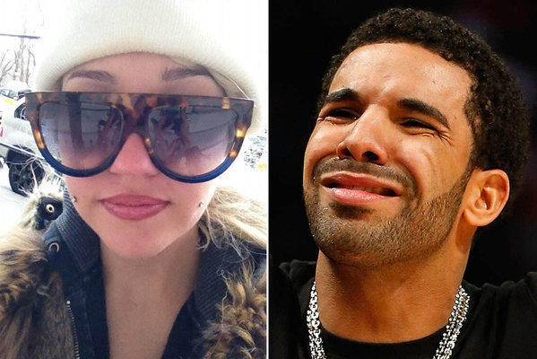 Is Amanda Bynes flirting with Drake? Well, her recent Twitter comments are one way to go about it.