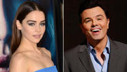 Seth MacFarlane and Emilia Clarke of 'Game of Thrones' split up