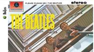The Beatles 1963 debut album 'Please Please Me'