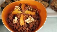 Recipe: <i>Haroset</i> with Bible land fruits