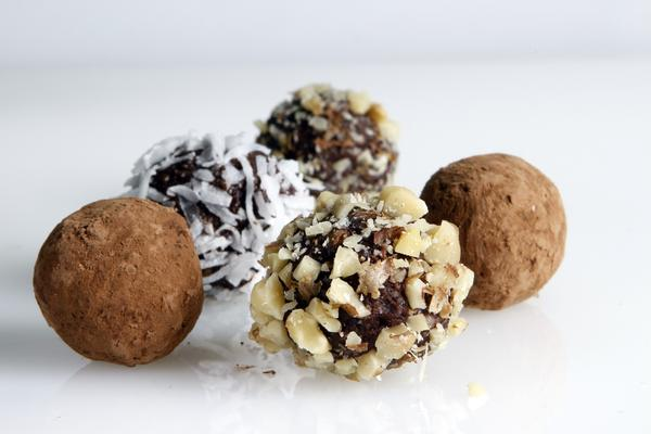 Dried Fruit And Almond Haroseth Recipe — Dishmaps