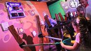 Video: Angry Birds Space Encounter at Kenndy Space Center Visitor Complex