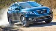 2013 Nissan Pathfinder finds fountain of youth