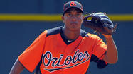 The Orioles' top position prospect, Jonathan Schoop, had been away for most of the spring while representing the Netherlands in the World Baseball Classic.