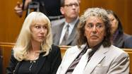 "Executive producer Barry Levinson urges viewers to think of his HBO film ""Phil Spector"" as a two-person play —not a docudrama about the first murder trial of the rock producer."