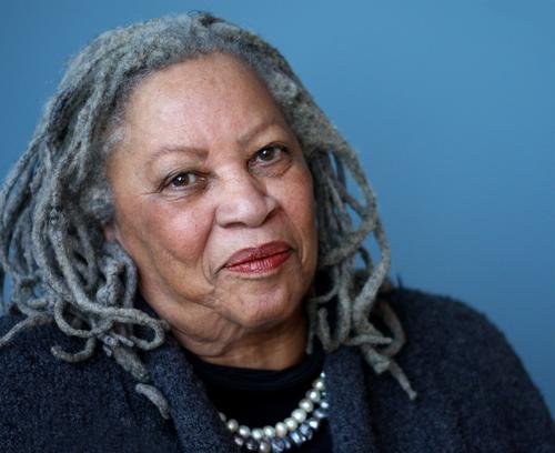 """Nobel Laureate Toni Morrison, a friend of Achebe's, hosted a celebration in honor of the 50th anniversary of """"Things Fall Apart"""" in New York."""