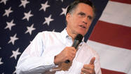 Former Republican presidential candidate Mitt Romney will give the commencement speech at Southern Virginia University in Buena Vista next month.