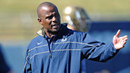 Navy coach Rick Sowell not losing faith in his team