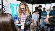 Photo Gallery: Rob Machado at CdM High