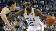 "As UCLA prepares to play its first game in the NCAA tournament later tonight, the Bruins will rely on their standout freshman <a title=""Shabazz Muhammad"" href=""http://www.latimes.com/topic/sports/basketball/shabazz-muhammad-PESPT0016518.topic"">Shabazz Muhammad</a> to lead the way."