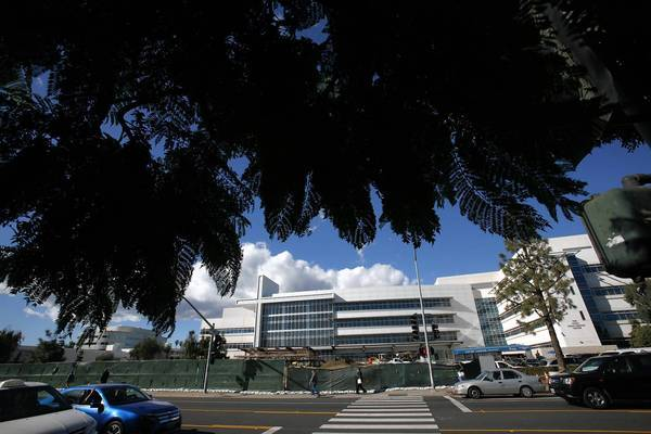 The next owner of St. John's Health Center will take on a hospital rich in history but steadily losing ground in a market that increasingly favors bigger institutions. Roman Catholic nuns founded the Santa Monica hospital during World War II and ran it until the late 1990s.