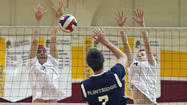 Photo Gallery: Flintridge Prep vs. La Cañada boys' volleyball