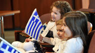 Bethlehem ratifies sister-city relationship with Corfu, Greece.