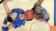 PHILADELPHIA (AP) — Florida Gulf Coast sure made an entrance at the NCAA tournament.